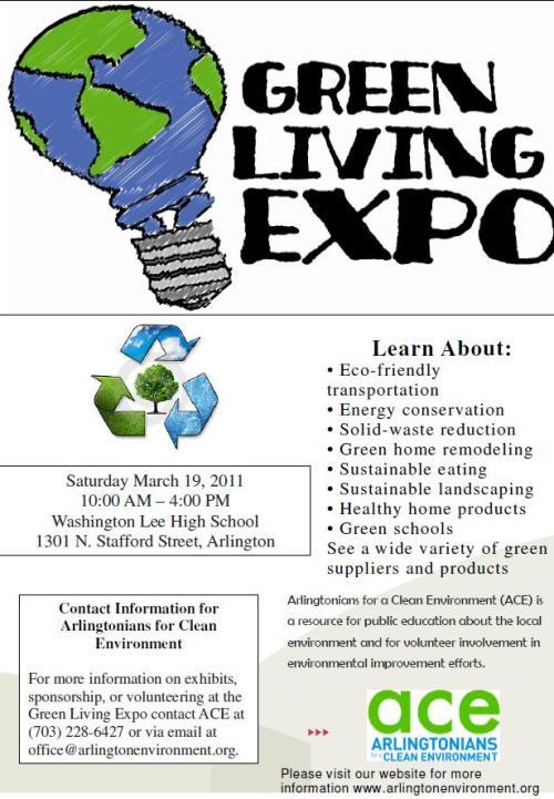 DC Green Living Expo