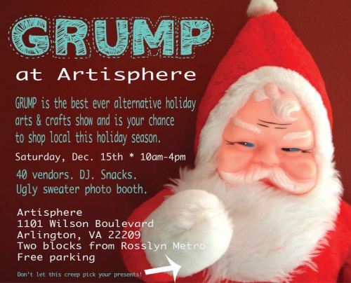 Grump at Artisphere