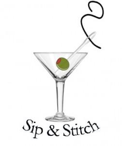 Sip and Stitch