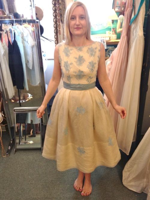 Closet Caucus vintage dress