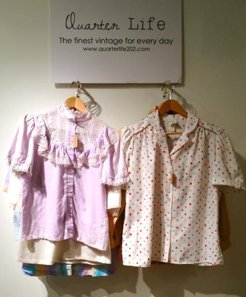 Vintage shirts