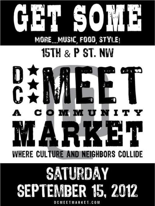 The DC Meet Market