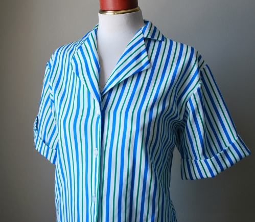 Girl Scout Blouse 1980s